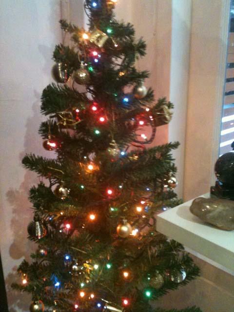 クリスマスツリー(^∇^*)